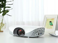 神画Y1投影仪图赏 双镜头真智能3D影院家用无屏电视