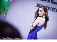 第17届中国(上海)国际摄影器材展览会模特图赏