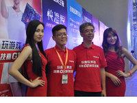 技嘉领导游ChinaJoy:看技嘉提供游戏主机的强大