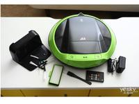 极致安静 小狗V-M900G智能扫地机器人美图欣赏