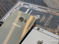 龙虎斗!三星S6 edge+和iPhone 6 plus高清图赏