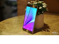 流光溢彩书写优雅 三星Galaxy Note5高清图赏