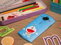 超萌的自拍手机 美图M4哆啦A梦特别版官方图赏