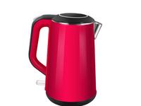 绚烂红色 海尔电水壶HKT-D6A美图欣赏