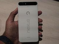 5.7英寸2K屏幕 旗舰版Nexus 6P真机赏析