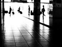 Stephen Cairns黑白�z影作品