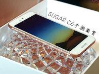 源自法国轻奢主义 SUGAR C6手机图赏