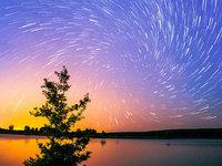 匈牙利摄影师拍摄的浩瀚星空