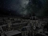 【创意摄影】Thierry Cohen:星光点亮的城市