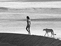 David Yarrow:超现实感黑白动物摄影作品集