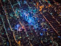 探秘两千米高空下的纽约夜景
