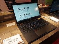 强强结合 ThinkPad X1 Yoga CES现场图赏