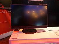 27英寸4K显示器 ThinkVision X1 Monitor图赏