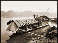 老照片展示几十年前的中国