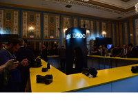 尼康DX旗舰数码单反相机D500发布会现场图集