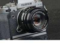 富士龙镜头 XF35mmF2 R WR外观图赏