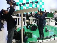 绿厂绽放MWC 2016  OPPO展台现场图赏