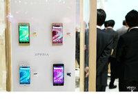 索尼推出Xperia X系列新品 MWC现场展台报道