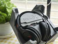 红与黑的震撼音质 雷神电竞耳机H30美图赏析