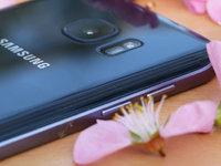 桃之夭夭美不胜收 银河至尊首页Galaxy S7高清图赏