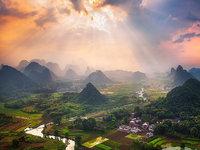 山水之间:记录风景和桂林百姓