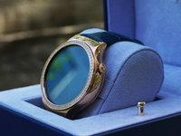 科技与时尚无缝融合 HUAWEI WATCH星月系列图赏