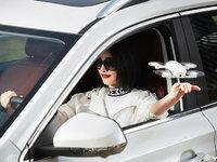 全球首款量产的互联网汽车荣威RX5高清图赏