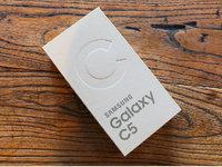 纤薄金属高颜值小鲜肉 三星Galaxy C5手机高清图赏