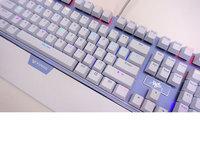 金致唯美 雷柏MISS定制版V760键盘V210鼠标图赏