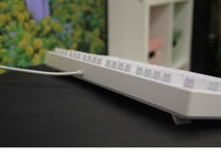 防水防尘照出彩  雷柏V510背光游戏机械键盘图赏