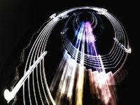 德国摄影师Nils Eisfeld作品:独特迷人的螺旋式楼梯