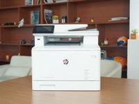 HP彩色激光一体机Color LaserJet Pro MFP M377dw图赏