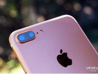 iPhone 7 plus国行玫瑰金版高清图赏:你粉它吗?