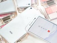 美颜气质齐聚 TCL 520手机发布会现场图集