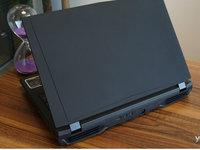 纯黑更霸气 战神ZX7游戏笔记本图赏