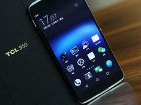 商务与颜值同在 TCL950商务手机精美图赏