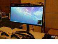 LG 21:9超宽屏显示器助力VR大会 精彩呈现