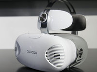 首款搭载骁龙821处理器VR 酷开随意门G1图赏