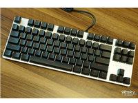 重磅亲民新款 雷柏V500合金版机械键盘图赏