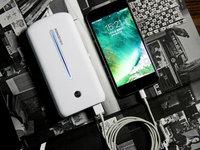15分钟充满iPhone6 熊大大X能源充电宝精美图集