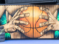vivo夏日篮球派对在成都开启:现场一触即发