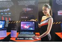宅男福利满足一切需求 台北电脑展看到眼花的美女