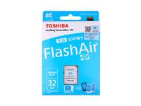 随时传输 随心分享 东芝FlashAir无线SD存储卡