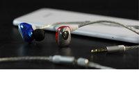 钻石般的质感   mifo R1石墨烯同轴双动圈耳机