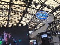 2017ChinaJoy E4展�^�L采:大手�P的Intel