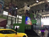 2017ChinaJoy E7展�^��先看:土豪Xbox和英�ミ_