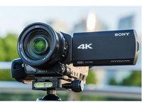 索尼FDR-AX700 数码4K摄录一体机图赏
