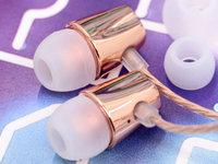 独特锌合金音腔 雷柏VM120入耳游戏耳机图赏