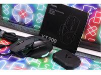 芯升级 黑科技 雷柏VT900电竞游戏鼠标图赏