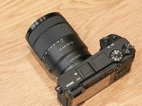轻便一镜微单套装 索尼A6300M套机图赏
